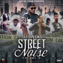 Street Noise 6 mixtape cover art