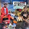 Street Noise 8 mixtape cover art