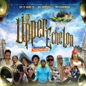 Upper Echelon mixtape cover art