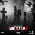 Young Milli - Milligram 2 mixtape cover art