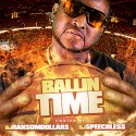 Ballin' Time mixtape cover art