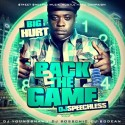 Big Hurt - Back 2 The Game mixtape cover art