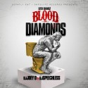 Lito Bandz - Blood & Diamonds mixtape cover art