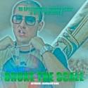 Broke The Scale mixtape cover art