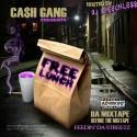 Ca$h Gang - Free Lunch mixtape cover art