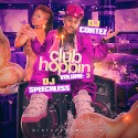 Club Hoppin 3 mixtape cover art