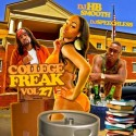 College Freak 27 mixtape cover art