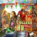 College HD mixtape cover art