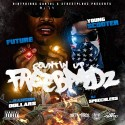 Countin Up FreeBandz mixtape cover art