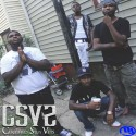 CSV2 mixtape cover art
