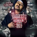 Dinasty Shadrealm - Live From The Trey-0 Block mixtape cover art