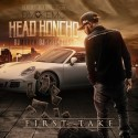 DMV Kemo - Head Honcho (1st Take) mixtape cover art