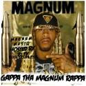 Gappa - Magnum mixtape cover art