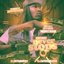 Grind Never Stops (Hosted By Mykko Montana) mixtape cover art
