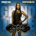 Grindtime (Hosted By Rasheeda) mixtape cover art
