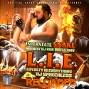 Interstate Snake - L.I.E (Reloaded) mixtape cover art
