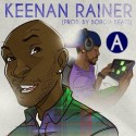 Keenan Rainer - A mixtape cover art