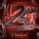Keenan Rainer - Album 25 (Phase 1) mixtape cover art