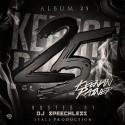 Keenan Rainer - Album 25 (Phase 2) mixtape cover art