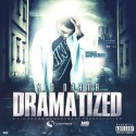 Kid Drama - Dramatized mixtape cover art