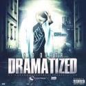 Kid Drama - Dramatized mixtape cover art