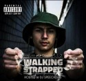 LeeLoo - Walking Strapped mixtape cover art