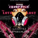 Miss Bri - Pink Champaign mixtape cover art