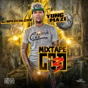 Mixtape God 3 (Hosted By Yung Mazi) mixtape cover art