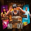 Out The Pot Ent - No Dayz Off mixtape cover art