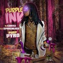 Purp Pyro - Purple Ink mixtape cover art