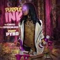 Purp Pyro - Purple Ink mixtape cover art