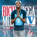 Rich Nigga Music 4 (Hosted By K Camp) mixtape cover art