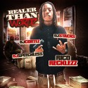Rico Recklezz - Realer Than Wordz mixtape cover art