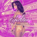 RnB Expecations 3 mixtape cover art