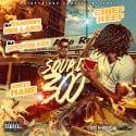 Squad 300 mixtape cover art