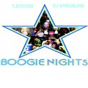 T.Boogie - Boogie Nights mixtape cover art