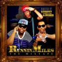 Texas Bam & Ralphie El Farggo - Runnin Miles mixtape cover art