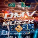 Traffik Muzik 4 mixtape cover art