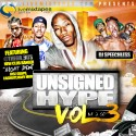 Unsigned Hype 3 mixtape cover art