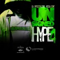 Unsigned Hype 4 mixtape cover art