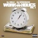 Work-A-Holics  mixtape cover art