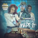 YNG - Feeling Like We Made It mixtape cover art