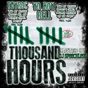 Yo Boy Rell & Tay Roc - 10,000 Hours mixtape cover art