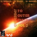 SpeedEND To Outer Space 2 mixtape cover art
