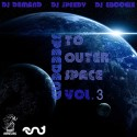 SpeedEND To Outer Space 3 mixtape cover art