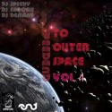 SpeedEND To Outer Space 4 mixtape cover art
