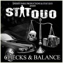 Stat Quo - Checks & Balances mixtape cover art