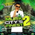 B-Bub - Murk City's Finest 2 mixtape cover art