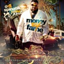 Billie Kocaine - Money B4 Fame mixtape cover art
