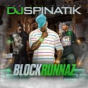 Block Runnaz mixtape cover art